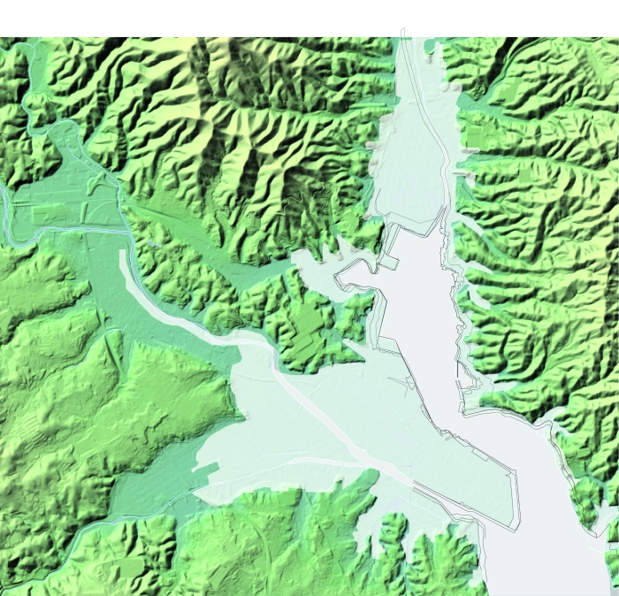 Kesennuma layer map 01 topography
